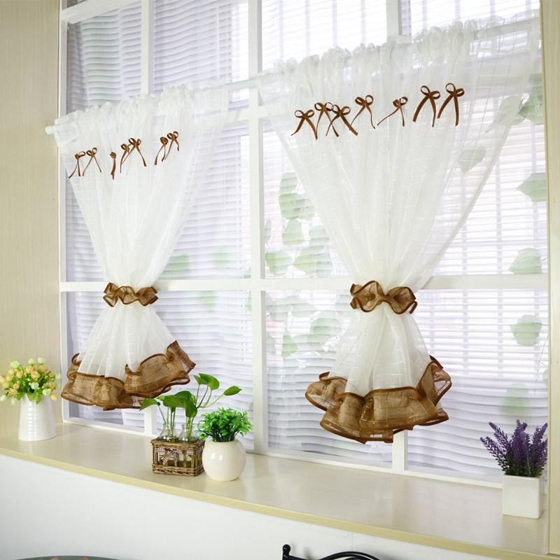 rideau de cuisine moderne rideau de cuisine moderne et si vous misiez sur un rideau modele. Black Bedroom Furniture Sets. Home Design Ideas