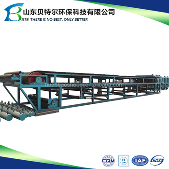 Dewatering Equipment Vacuum Belt Filter for Medical Industry