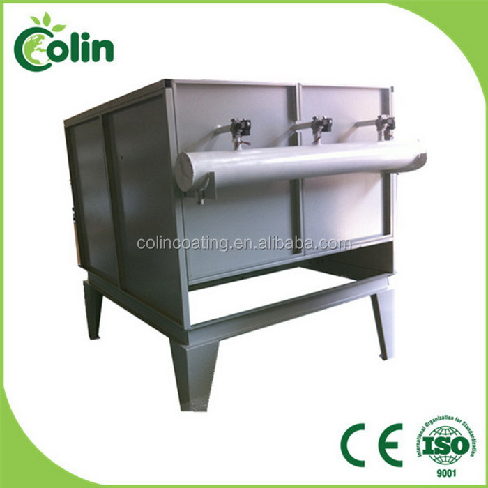 Professional new coming fast delivery powder spray booth system