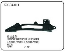 FRONT BUMPER SUPPORT 52115-95J01 FOR TOYOTA HIACE SERIES