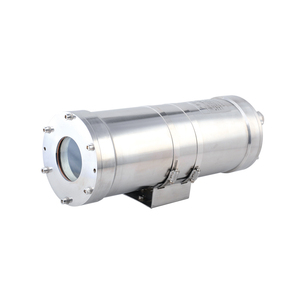 stainless steel explosion proof / corrosion proof security camera cover