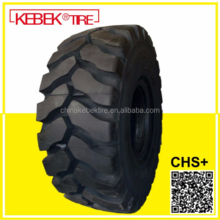 VOLVO articulated dump truck tire 29.5x25 with yokhma quality