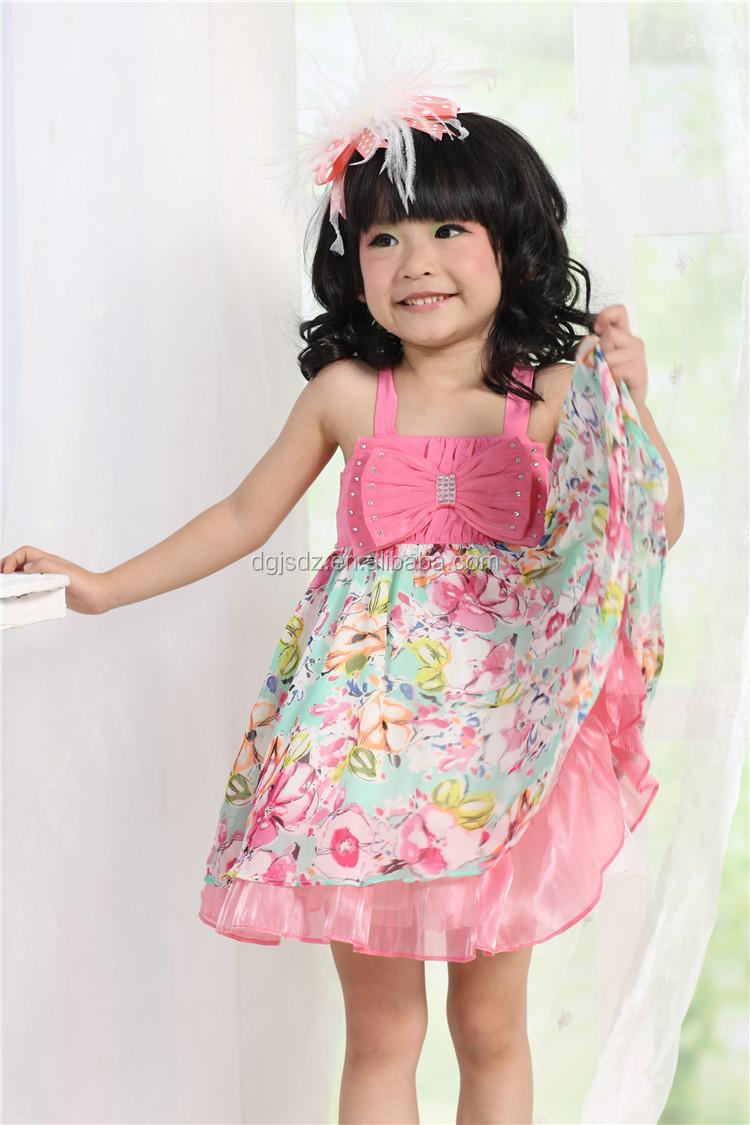 2013 Nuevo Diseño De Moda Del Vestido Del Bebé Niñas Ropa Primer ...