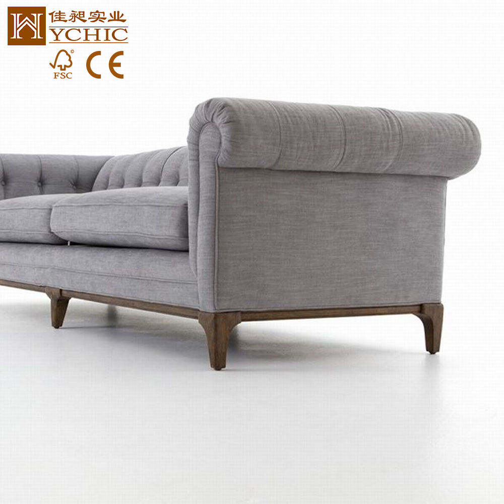 Modern Home Theater Single Seat Bed 3 Seater Sofa In The Living