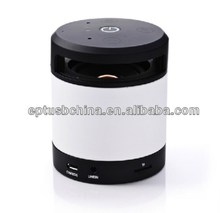 Hot selling high quality mini bluetooth handfree speaker with USD port