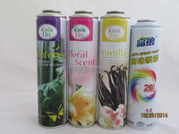 OEM logo printing empty aerosol tin can for packaging industry (daimeter 52mm)