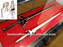 White Cosplay Bleach Sword From Sword Art Online (The Sword Of God Domain)