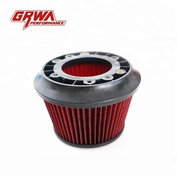 China best quality GRWA auto parts universal Air Intake Filter