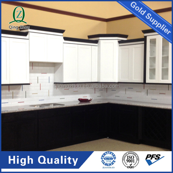 Top 1 white shaker wooden kitchen cabinet designs buy for Best brand of paint for kitchen cabinets with papiers origami