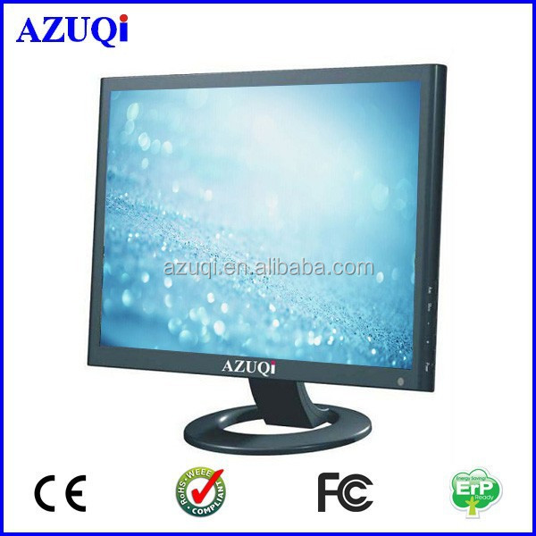Economic style cctv security 19 inch electronics monitor