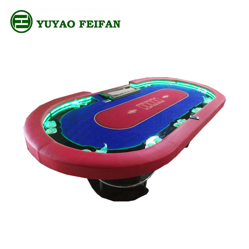 Pleasant New Design Mdf Led Poker Table For 10 Players Buy Led Poker Tables Electronic Poker Table 10 Person Poker Table Product On Alibaba Com Beutiful Home Inspiration Xortanetmahrainfo