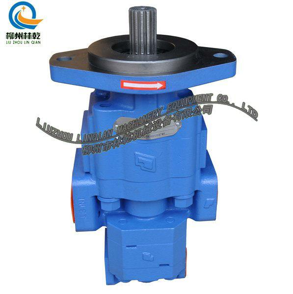 Hydraulic 11C0353 Permco Double Gear Pump