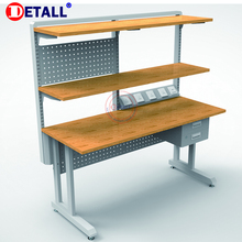 Detall. Light Esd Mechanic Steel Heavy Duty Mechanical Workshop Table Work Bench Workbench Organizer