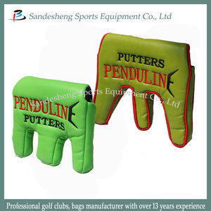 Blade Golf two Ball Putter Cover