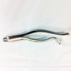 Names of dental extracting forceps for mandibular molar, tooth forceps