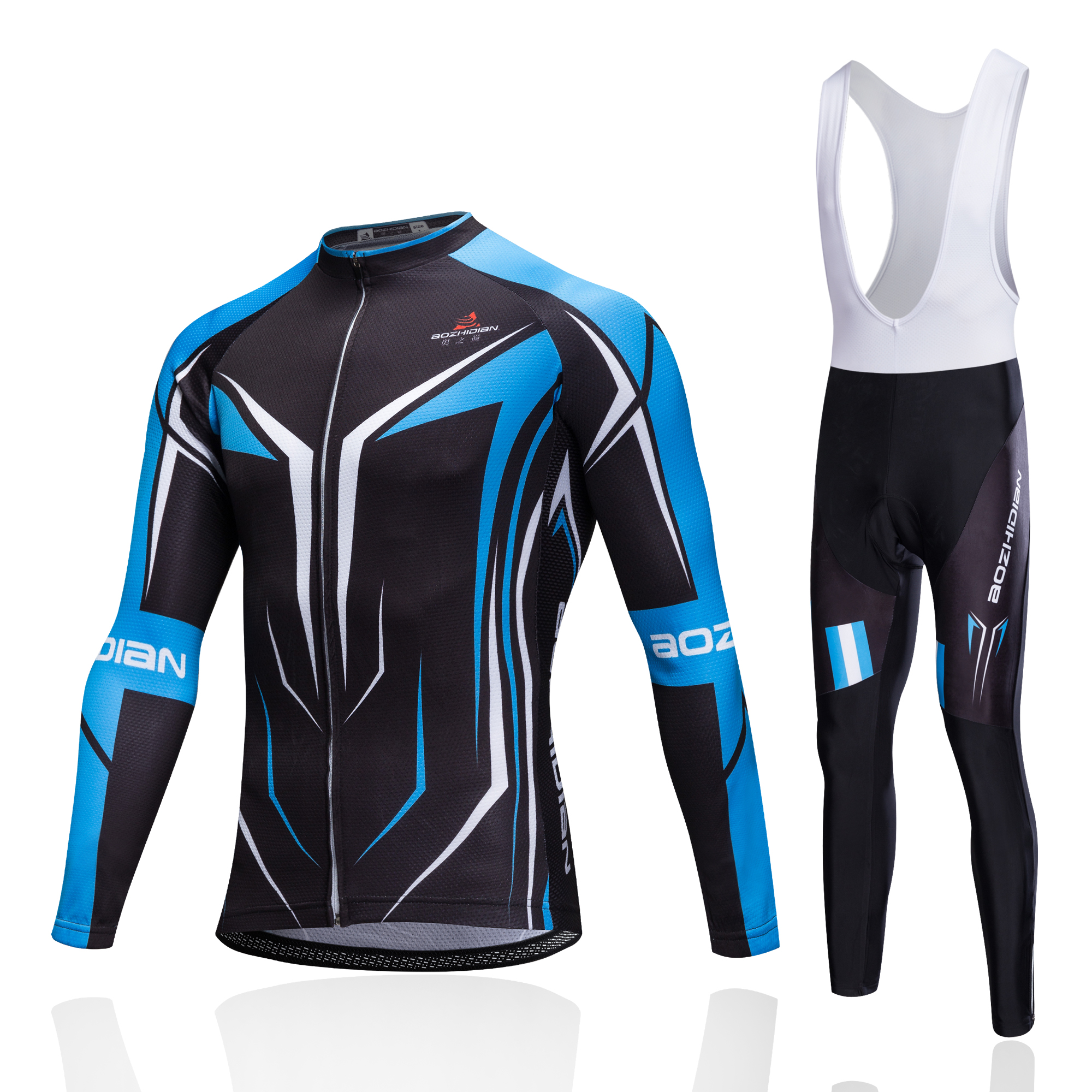 Detail Feedback Questions about Men Winter Thermal Cycling Clothing ... 974d11706