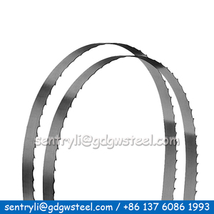 SUNB-15 155 x 1.45mm High Strength and Quality Spring Steel Strip tira de acero de primavera