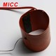 MICC Industrial Flexible Oil Drum Silicone Rubber Heater