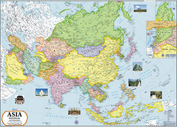 Complete Map Of Asia.Asia Political Map Buy Asia Map Product On Alibaba Com