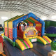 New factory Cheap Commercial Inflatable Adult Kids Bounce House / Inflatable Bouncer