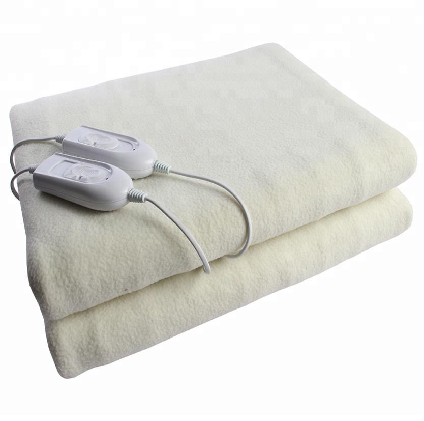 Europe Blanket Plug Cozy Fleecel Electric