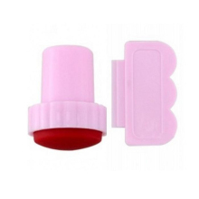Nail Polish Stamp Tools Nail At Template Set Stamping Image Nail art Stamping Plates Scraper 3pcs