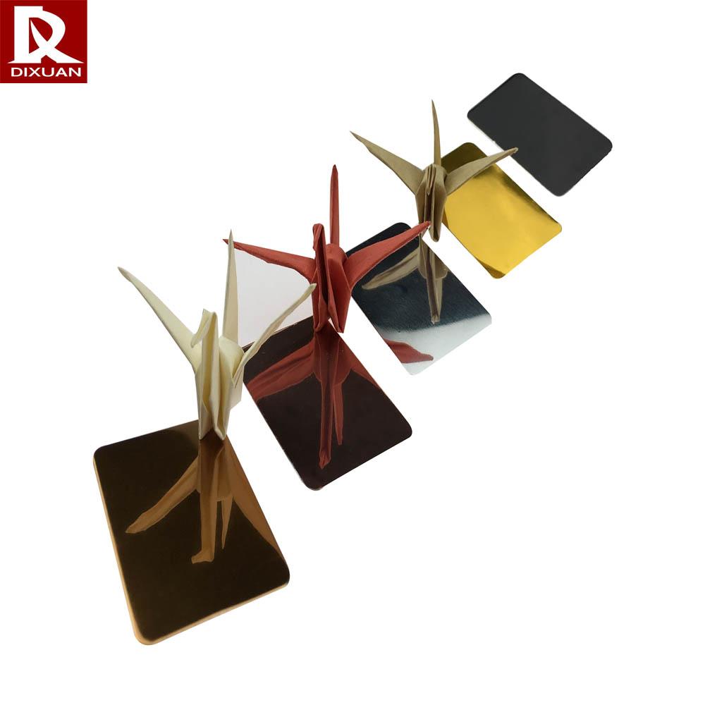 Reflective Materials Mirror Aluminum Sheet For Solar