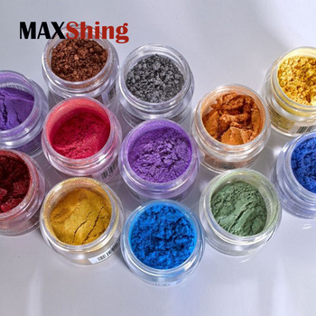 Non-toxic Cosmetic Pearl Pigment From Natural Mica Used In Makeup
