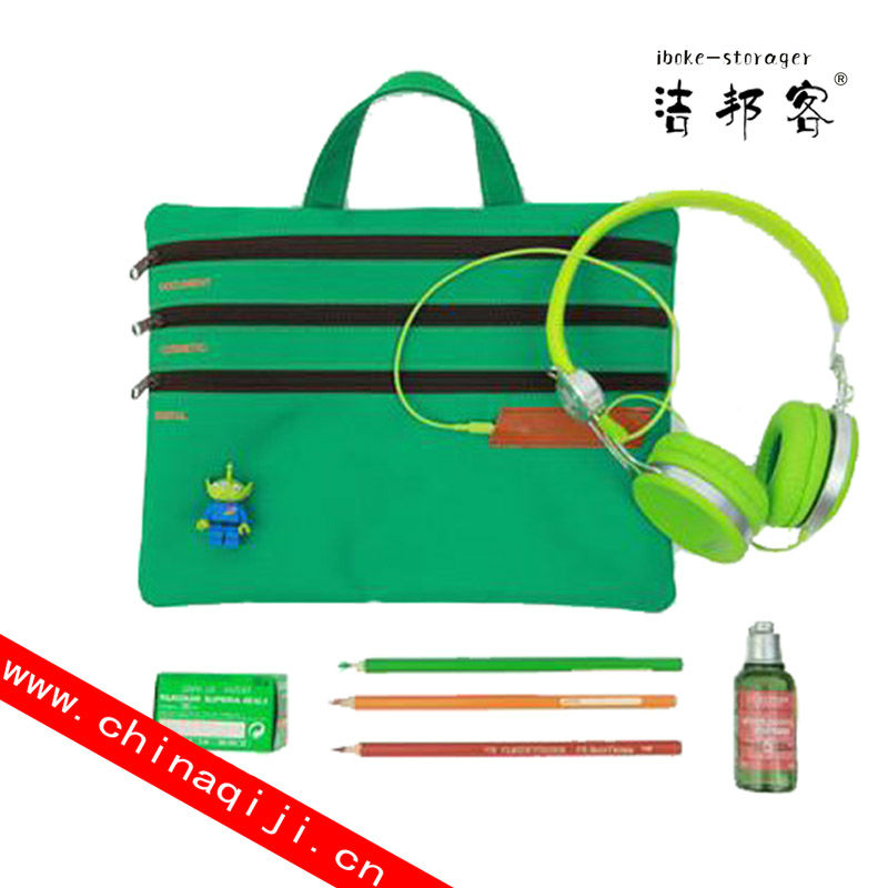 Travel Bag Organizer Insert With Pockets Storage Bags Multi Zipper Handbags Channel Fashion Korea Las