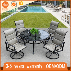Customized Cheap Wholesale Outdoor Patio Used Coffee Shop Hotel Pool Furniture