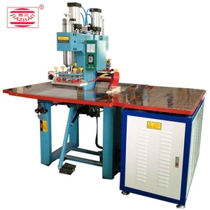 Wholesale Price Double Stations high frequency put embossing machine