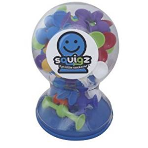Fat Brain Toys FA088-2- Squigz, 50 Teile by Fat Brain Toys