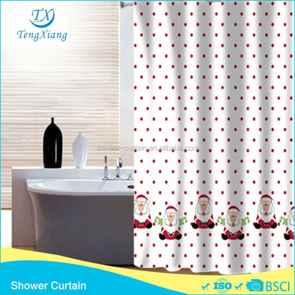 gedruckt bad stoff polyester hookless duschvorhang duschvorhang produkt id 60225405611 german. Black Bedroom Furniture Sets. Home Design Ideas