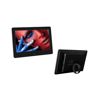 7 Inch Hd Wifi Battery Operated Digital Photo Frame With Motion