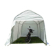 8'x10' outdoor cheap PE tractor shelter