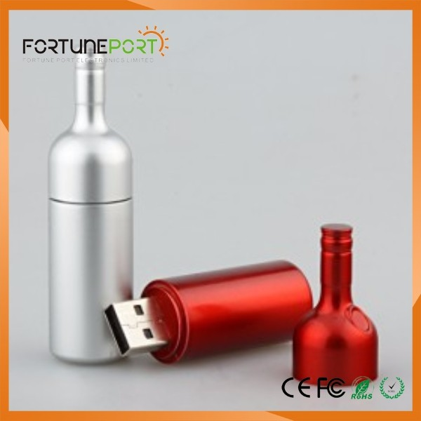 Promotional Gifts Popular Usb Flash Drives Cheap Bulk Price , Wholesale Items Wedding Gift Happy New Years Usb Drive