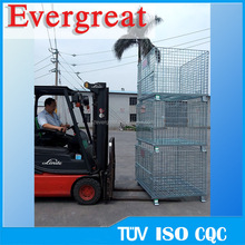 Evergreat Registered Brand welded wire mesh storage container