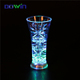 LED flashing plastic cup for christmas wedding party bar club KTV decoration