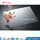 1.8-50mm thick Custom Size pvc decorative acrylic two way mirror sheet