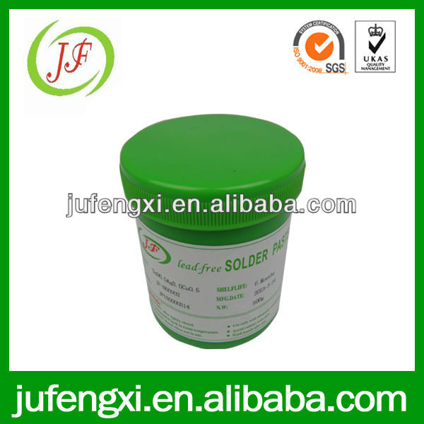 lead free cream solder for SMT <strong>welding</strong>