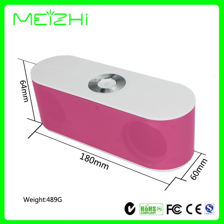 Loud bluetooth sd card wireless speaker ms 18