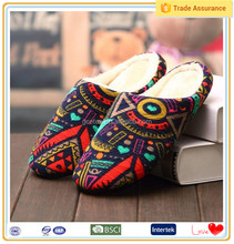 Comfortable mysterious women elegant islander slippers