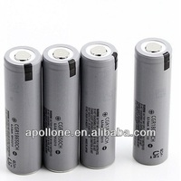 CGR18650CH rechargeable li ion cells for torchlight