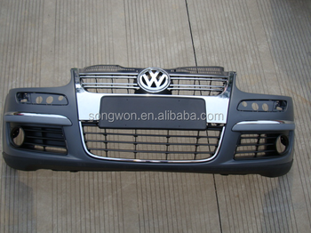 Car Front Bumper Assy For Vw Golf 5/mk5/jetta With Top Quality - Buy Vw  Jetta/mk5 Front Bumper Assy,Mk5 Car Front Bumper Assy,For Vw Golf 5/mk5  Front