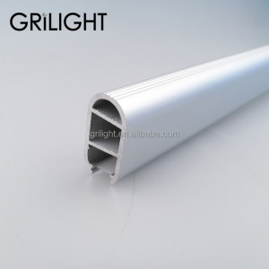 aluminium led lighting profile extrusion hollow profiles for led strip application