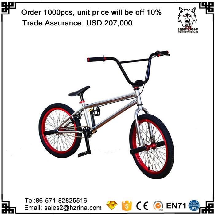 20 Inch Bmx Bike Free Style Bmx Bicycle Cheap Bmx Bike Steel Frame ...