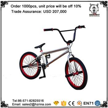 20 inch bmx bike free style bmx bicycle cheap bmx bike steel frame