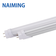 SMD 2835 T8 aluminium&plastic led G13 2300lm 18w fluorescent tube lamp UL DLC 4ft 1.2m 1200mm 3000 4000 5000k 5 years warranty