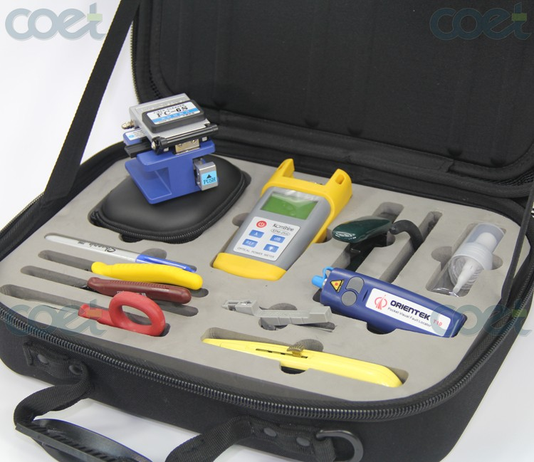 Orientek TFH-13 Fiber Optic Cable Tools Kit Cable Jointing Tool Kit