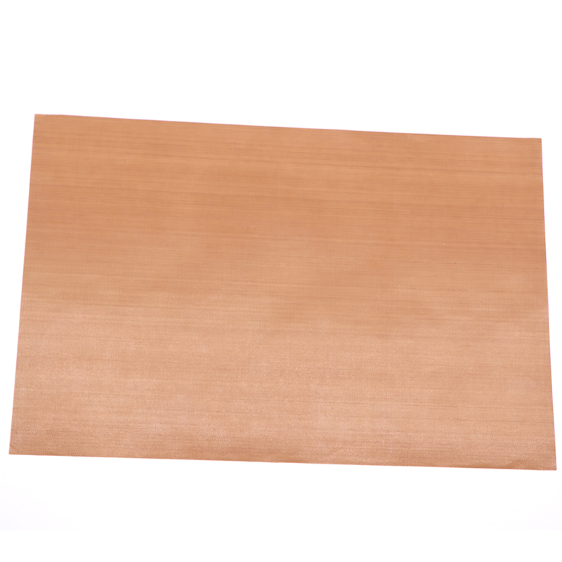 Amazon Hot Sale Non Stick Ptfe Grill Cooking Sheet Mat For Sale Food Grade Nonstick Oven Liner